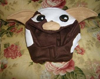 FLEECE Gizmo Gremlins Monster Plush Halloween Costume Kids Custom Made