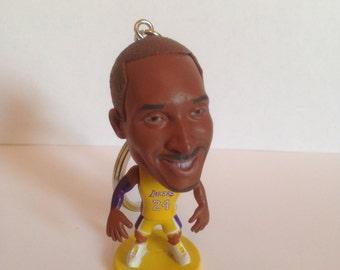 NBA figure Kobe Bryant of handmade LA Lakers