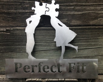 Custom Metal Sign- Perfect Fit