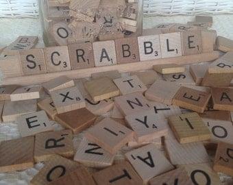 Scrabble Letter Tiles - 50