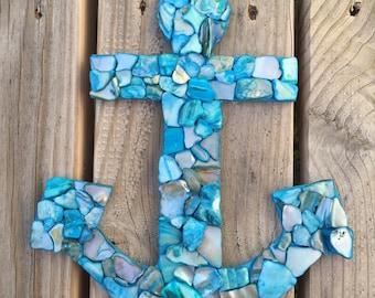 Small Mosaic Anchor