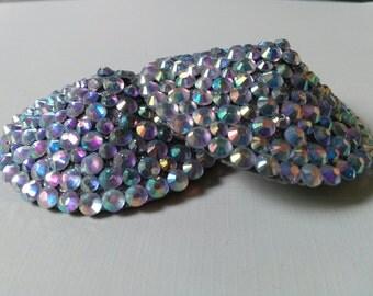 Crystal AB Rhinestone Pasties