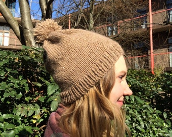 Luxurious Bobble Hat