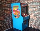 Donkey Kong  Miniature Arcade Machine Model - 1/12th Scale