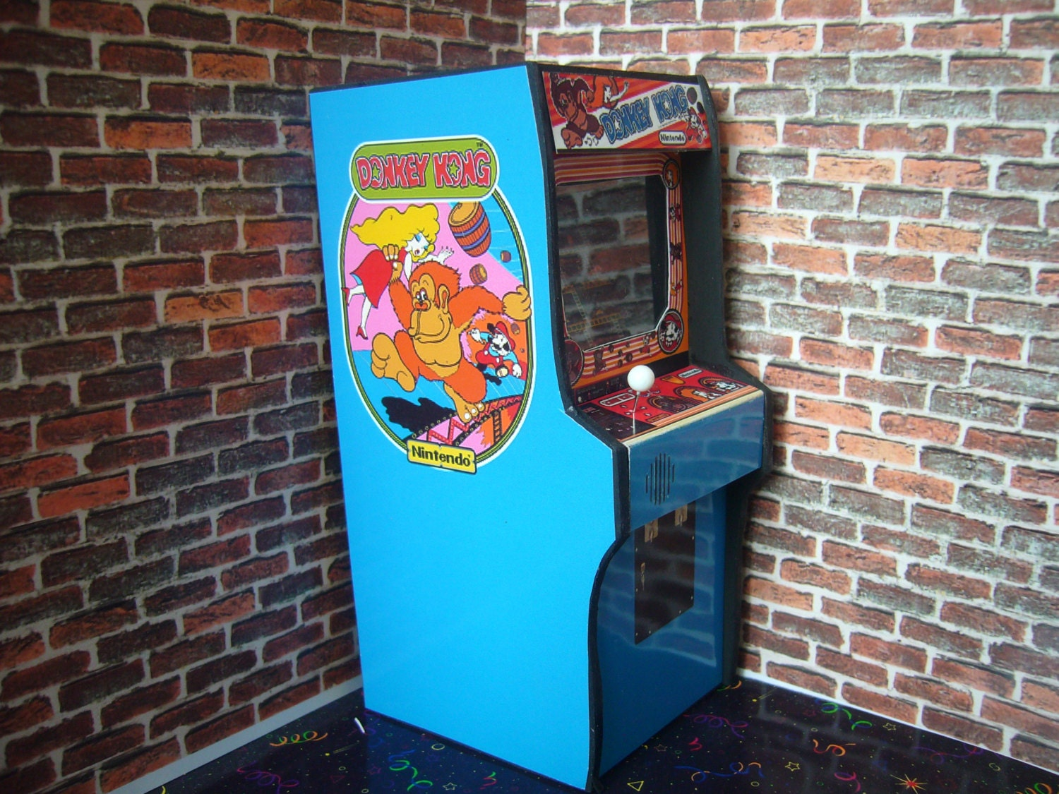 kong machine