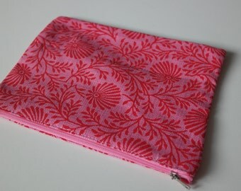 Light and Dark Pink Make-up Bag / Pencil case