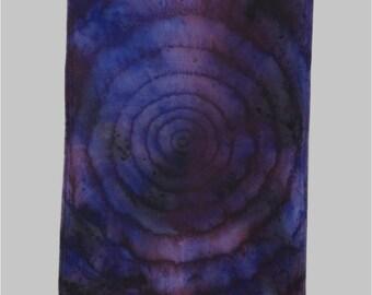 Deep in purple