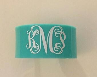 Acrylic Cuff Bracelets
