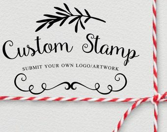 Custom Stamp, Custom Logo Stamp, Custom Business Stamp, Custom Artwork Stamp