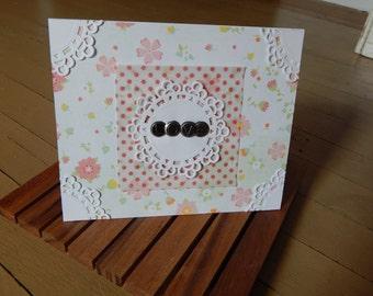 Lovey Dovey Card
