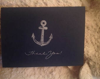 Anchor Cards, Set of Six