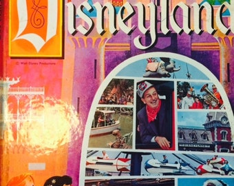 1964 Disneyland Giant Tell-A-Tale Book