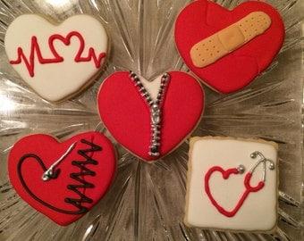 2 doz. Medical cookies