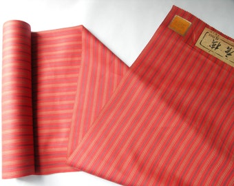 Vintage Kimono Silk Fabric Japan Kyoto Nishijin 1