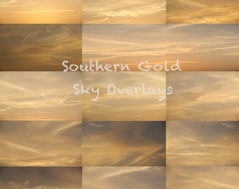 Southern Gold Skies Overlays