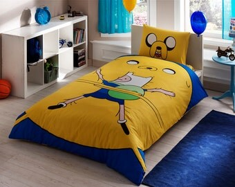 Adventure Time Bedset