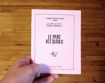Fanzine - Le parc des bisous
