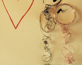 wire lovers on CANVAS