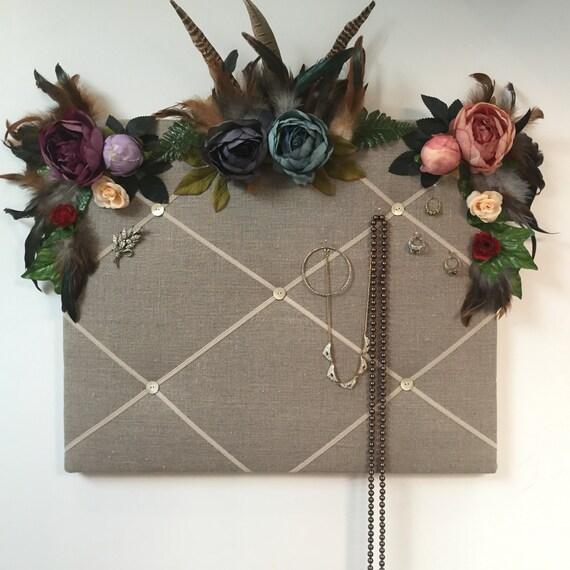 Pin board/Memo board/Memory board/Notice board/Jewellery hanger