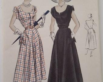 Vogue 6793 Vintage Dress Pattern