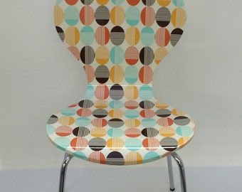 Oval Kitschiku Chair (Free P&P)