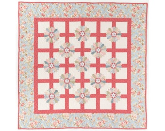 Dresden Beauty PDF Quilt Pattern