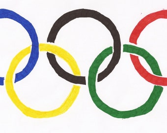 Flag of the Olympic Movement