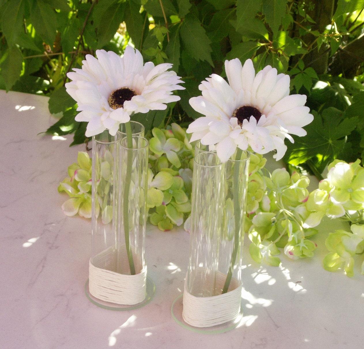 Decorative Test Tube Vase By Formomentsintime On Etsy