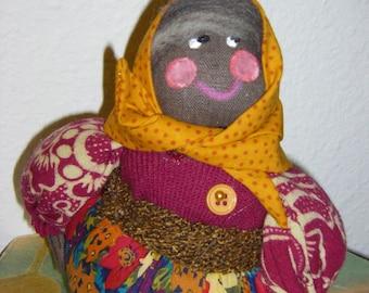 Babooshka Pincushion Doll-Nadia