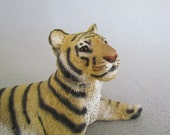 Tiger Figurine by Living Stone 1989