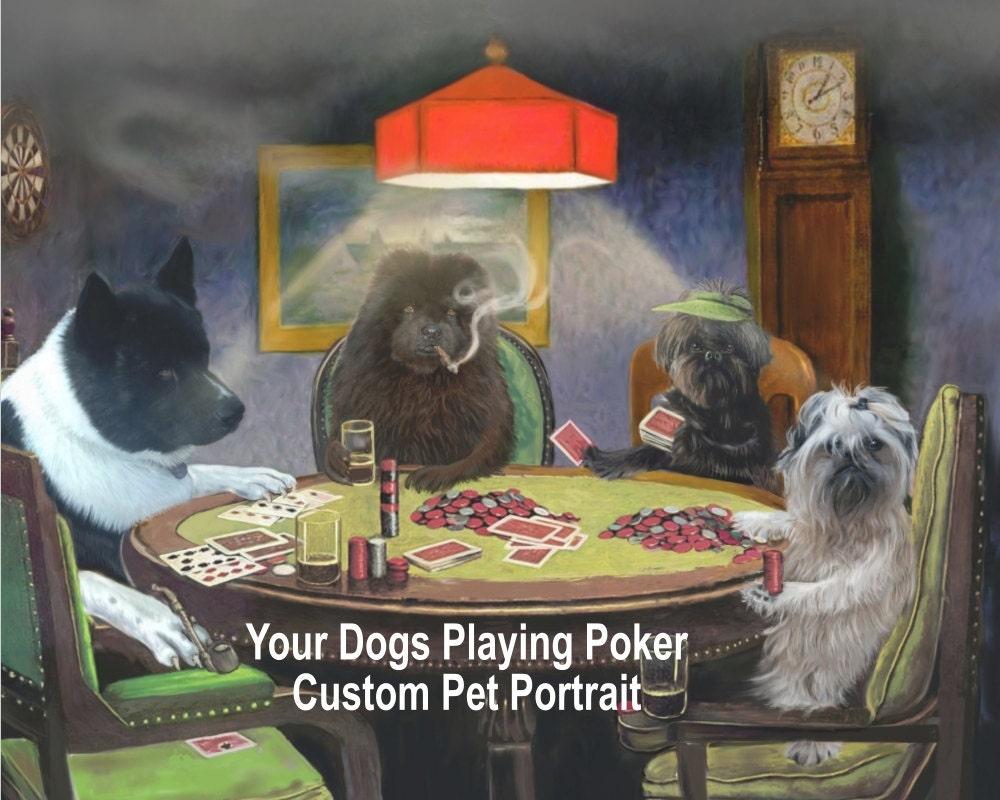 Poker residencial santa maria