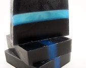 Activated Charcoal Soap, All Natural Essential Oil Soap for Men