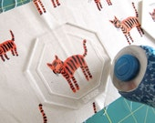 """Fussy Cutting Templates - You pick shape, over 1"""" - 3"""""""