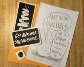 Zine Subscription