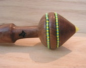 "Viking Santa Russian Lace Spindle .10"" (EDS0798)"