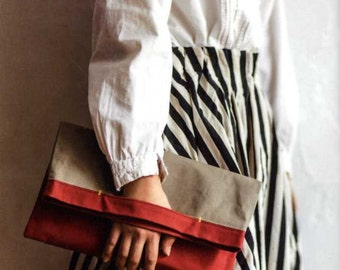 The Clutches Clutch Bags  - Japanese Craft Book MM