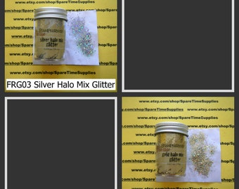 Stampendous - Halo Mix Glitter - assorted colors - 1 pkg