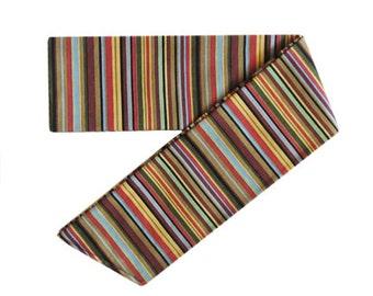 Tie Back Headband, Tie Back Head Band, Cotton Headband, Cotton Head Band, Tie On Headband, Tie On Headband, Striped Headband Wrap, Womens