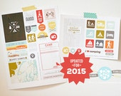 2015 Summer Campout Snip-It with FREE Mini add-on by Studio Pebbles