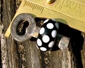 Poke-a-dot Key, Simply Lampwork by Nancy Gant SRA G55
