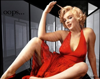 Marilyn - OOPS!  Free Shipping