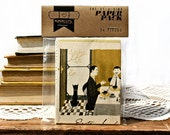 "One-of-a-Kind 3"" x 4"" PAPER pack - 24 pc. - YELLOW"