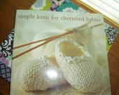 Simple Knits for Cherished Babies (Paperback) by Erika Knight (Author)