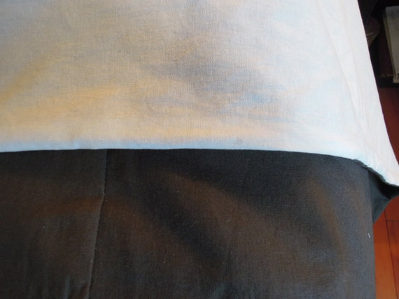 King Linen Cotton Simple Duvet Cover, Natural Bedding, Tranquility1