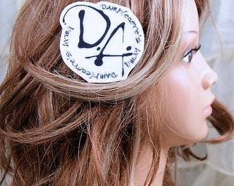 Harry Potter Dumbledore's Army Logo Hair Clip MTCoffinz