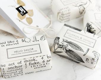 Soap Gift Set - Gift For Him