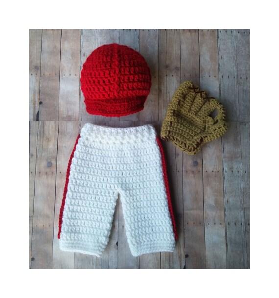 Baby Baseball outfit Baseball set baseball by ...