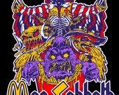 "Mac Sabbath ""Brand of Doom"" T-shirt (men's sizes)"