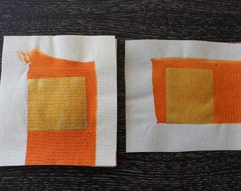 Small bundle of Joss Paper Gold Foil