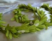 Olive Leaf Crown, Greek Stefana Crowns, Orthodox Wedding Crowns, Grecian Crowns, Stefana Crowns, Roman Crown